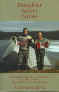 Daughter Father Canoe, by Rob Kesselring