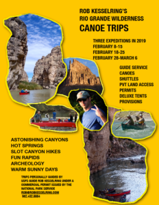 Rio Grand Wilderness Canoe Trips