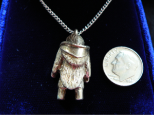 Inuit mother with amaut