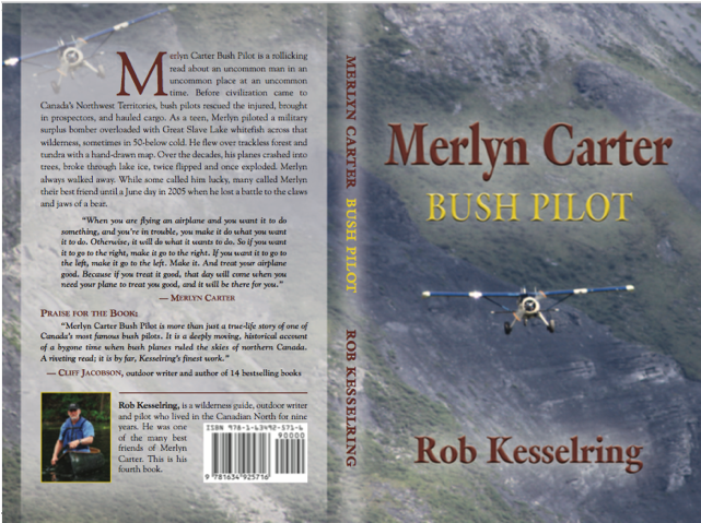 Merlyn Carter Bush Pilot, by Rob Kesselring